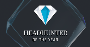 Headhunter of the Year 2016